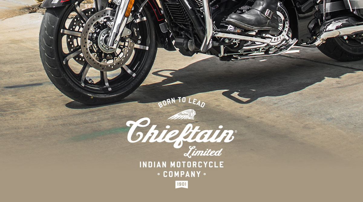 Indian Motorcycle. America's First Motorcycle Company.