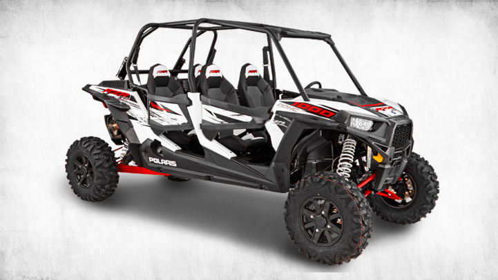 2014 rzr xp 4 1000 eps titanium matte metallic 4 seater features. Black Bedroom Furniture Sets. Home Design Ideas